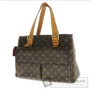 Authentic LOUIS VUITTON  Myuruchipuri Cite M51162 Shoulder bag Monogram canvas