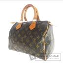 Authentic LOUIS VUITTON  Speedy 25 M41528 Handbag Monogram canvas