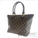 Authentic LOUIS VUITTON  Saleya PM N51183 Handbag Damier Canvas