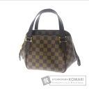 Authentic LOUIS VUITTON  Belem PM N51173 Handbag Damier Canvas