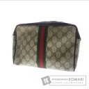 Authentic GUCCI  GGpattern Cosmetics Pouch