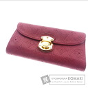 Authentic LOUIS VUITTON  Portefeiulle · Amelia M58090 (With coin purse) Purse Mahina