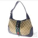 Authentic GUCCI  Jackie bag Shoulder bag Canvas