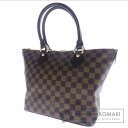 Women's handbags Damier Canvas, LOUIS VUITTON Saleya PM N51183