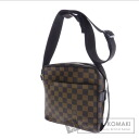 Women's shoulder bags Damier Canvas, LOUIS VUITTON Olav PM N41442