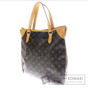 Women's shoulder bag Monogram Canvas, LOUIS VUITTON Odeon GM M56388