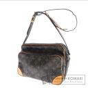 Women's shoulder bag Monogram Canvas, LOUIS VUITTON Nile M45244