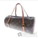 Authentic LOUIS VUITTON  Papillon 26 M51366 old Handbag Monogram canvas