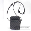 Authentic LOUIS VUITTON  Rem N41446 Shoulder bag Damier Canvas
