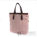 Authentic LOUIS VUITTON  Francoise M92422 Handbag Monogram Mini