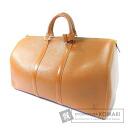 Authentic LOUIS VUITTON  Keepall 50 M42968 Boston bag Epi Leather