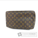 Authentic LOUIS VUITTON  True strike Cracking ~Tsu To M47522 Cosmetics Pouch Monogram canvas