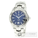 Authentic TAG HEUER WJ201C Caliber 5 Watch stainless steel   Men
