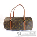 Authentic LOUIS VUITTON  Papillon 30 old M51366 Handbag Monogram canvas