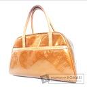 Authentic LOUIS VUITTON  Tompkins Square M91103 Handbag Vernis