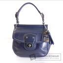 Authentic COACH  2WAY 70 anniversary 19132 Shoulder bag Leather