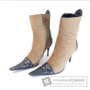 Authentic GIMMI BALDININI  Ankle boot Shoes Suede