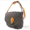 Authentic LOUIS VUITTON  Saint Cloud Shoulder bag Monogram canvas