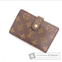 Authentic LOUIS VUITTON  Porutomone-Pievu~ienowa M61674 (With coin purse) bi-fold wallet Monogram canvas