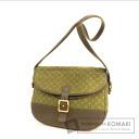 Women's shoulder bag Monogram mini canvas, LOUIS VUITTON Belanger M92671