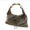 Authentic GUCCI  115867-1669 Shoulder bag Leather