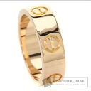 Authentic CARTIER  Love Ring 18K pink gold