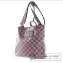 Authentic LOUIS VUITTON  Brooklyn N41100 Shoulder bag Damier Canvas