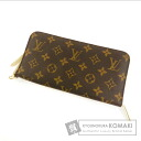 Authentic LOUIS VUITTON  Monogram Portefeiulle · Ansoritto (With coin purse) Purse Monogram
