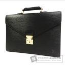 Authentic LOUIS VUITTON  Seruvu~ietto Conseiller M54422 Business bag Epi Leather