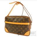 Authentic LOUIS VUITTON  Trocadero 27 M51274 Shoulder bag Monogram canvas