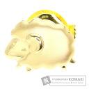 Sheep motif Pins Brooch 18K yellow gold  1.7