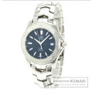 Authentic TAG HEUER Link Watch SS   Men
