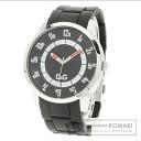 Authentic D&G Aspen Watch stainless steel Rubber  Men