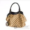 GUCCI GG handbags canvas Womens