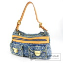 LOUIS VUITTON buggy PM M95049 shoulder bag Monogram Denim canvas-Womens