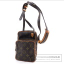LOUIS VUITTON mini Amazon M45238 shoulder bag Monogram Canvas ladies