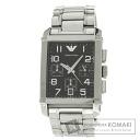 Authentic Emporio Armani AR-0334 Watch SS   Men
