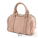 Authentic GUCCI  2WAY Shima Shoulder bag Leather