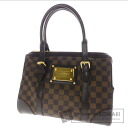Authentic LOUIS VUITTON  Berkeley N52000 Handbag Damier Canvas