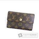Authentic LOUIS VUITTON  Portefeiulle · Alexandra M60047 (With coin purse) bi-fold wallet Monogram canvas