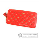 Authentic Anya Hindmarch  Studded (With coin purse) Purse Leather