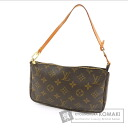 Authentic LOUIS VUITTON   Accessory pouch Monogram canvas