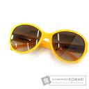 Authentic CHANEL  COCO Mark Sunglasses Plat stick