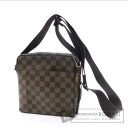 Authentic LOUIS VUITTON  Olaf PM N41442 Shoulder bag Damier Canvas