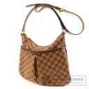 Authentic LOUIS VUITTON  Bloomsbury PM N42251 Shoulder bag Damier Canvas