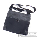 Authentic GUCCI  Shima GG pattern Shoulder bag Canvas Leather