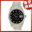 ROLEX16234G Oyster Perpetual Datejust watch K18WG/SS mens