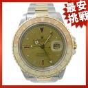 ROLEX GMT-Master MEN'SRef.16713 II SS/K18YG watch for men