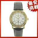 BVLGARIST35GLD solotempo watch leather and 18 K men's