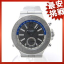 BVLGARI ディアゴノ DG40C14SSDGMT SS watch men